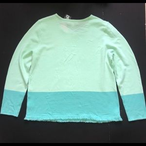 NWT L Lilly Pulitzer Rica Cashmere Sweater